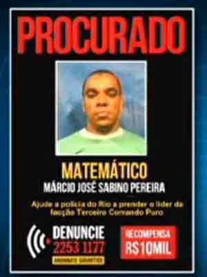 O cartaz do Disque-Denúncia (Foto: Reprodução/TV Globo)