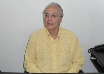 Reitor da Ufopa, Seixas Lourenço, é alvo de denúncias (Foto: Martha Costa/ O Liberal)