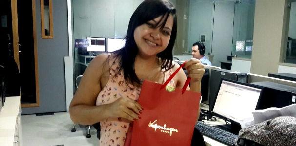 Chocolate como mimos (Foto: Divulgação/ Marketing OAM)