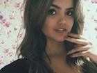 Suzanna Freitas impressiona por semelhança com a mãe, Kelly Key