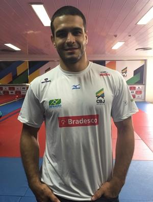 Leandro Guilheiro está de volta ao Mundial (Foto: Gabriel Fricke)