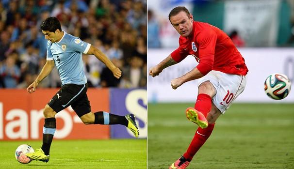 Globo transmite partida entre Uruguai x Inglaterra nesta quinta, dia 19 (Foto: Divulgação FIFA)