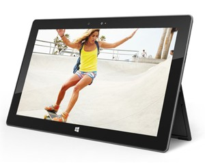 Microsoft Surface, o novo tablet da companhia (Foto: Reprodu&#231;&#227;o)