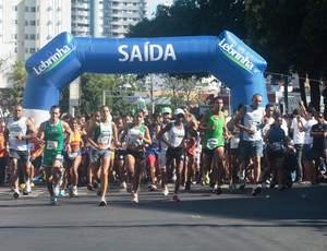 Corrida Bom Jesus em Cuiabá (Foto: Otmar Oliveira)