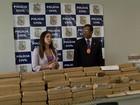 Polícia apreende cerca de 220kg de droga durante operações no Ceará