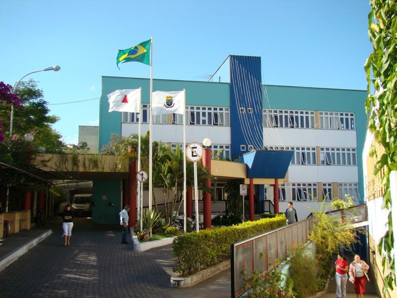 Hospital Sofia Feldman, em Belo Horizonte (MG) (Foto: Reprodução)