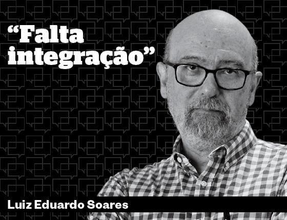 Luiz Eduardo Soares (Foto: Paula Giolito)