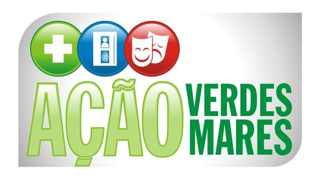 Logo Ação Verdes Mares (Foto: TV Verdes Mares)