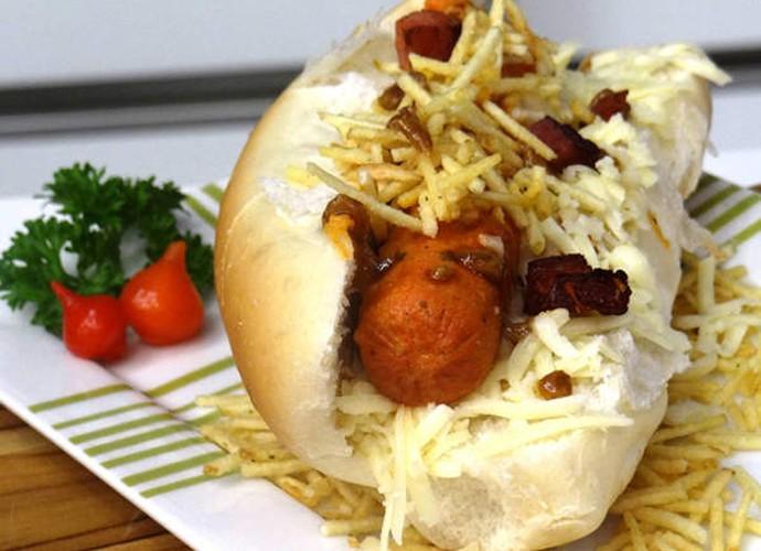 Hot Dog Mineiro (Foto: Mais Você/TV Globo)
