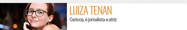 perfil Luiza Tenan - blog da Ruth (Foto: ÉPOCA)