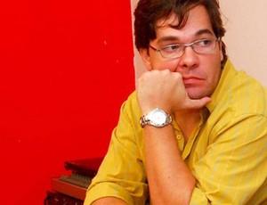 Tiago Melo, diretor de Comunicação do Campinense (Foto: Leonardo Silva / Jornal da Paraíba)