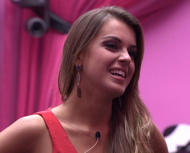 BBB às 22h42m do dia 01/04. (Foto: Big Brother Brasil)