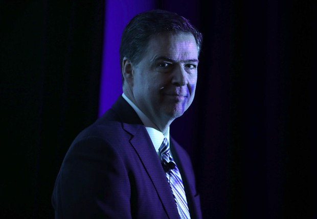 O diretor do FBI, James Comey (Foto: Chip Somodevilla/Getty Images)