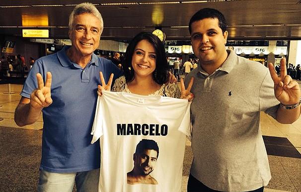 Marcelo Zagonel BBB 14 (Foto: Arquivo pessoal )