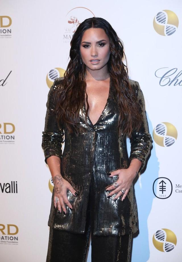 Demi Lovato (Foto: Antonio Barros)