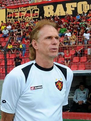 Sérgio Guedes Sport (Foto: Aldo Carneiro / Pernambuco Press)