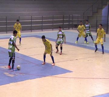 Futsal Roraima (Foto: Reprodução/TV Roraima)