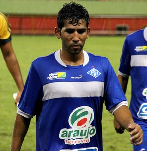 Geovani Silva, meia do Atlético-AC (Foto: João Paulo Maia)