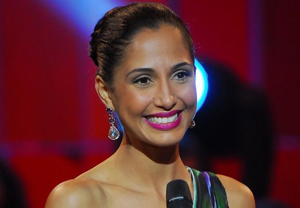 Camila Pitanga (Foto: TV Globo/Divulgação)