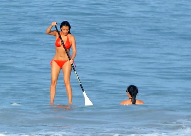 Kim Kardashian (Foto: Splash News/AKM-GSI / AKM-GSI )