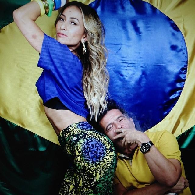 Sabrina Sato e André Schiliró (Foto: Reprodução/Instagram)