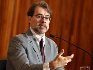O presidente do TSE, ministro Dias Toffoli (Foto: Roberto Jayme/TSE)