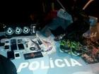 Jovens roubam bicicleta e celulares e vão para bar em Santa Maria, no DF