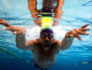 Paralimpiadas, Ronystony Cordeiro, Natação (Foto: Agência Reuters)