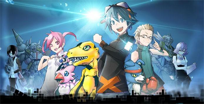 Conheça os jogos da série Digimon (Foto: Divulgação)