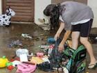 Municípios sofrem com falta de água e luz após trégua da chuva no Paraná