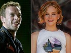Jennifer Lawrence e Chris Martin voltam a namorar, diz revista