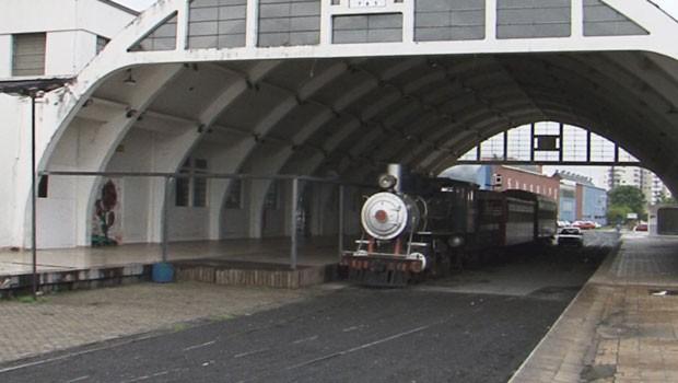 Meu Paraná mostra a história dos ferroviários do Sul do Estado (Foto: Divulgação/RPC)
