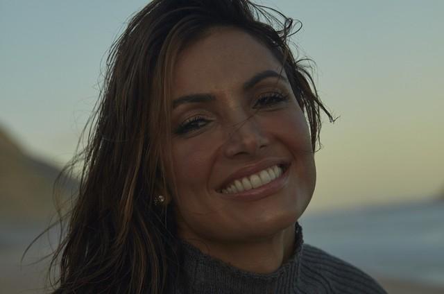 Patrícia Poeta fala sobre jornada no entretenimento e família (Foto: Bruna Castanheira)