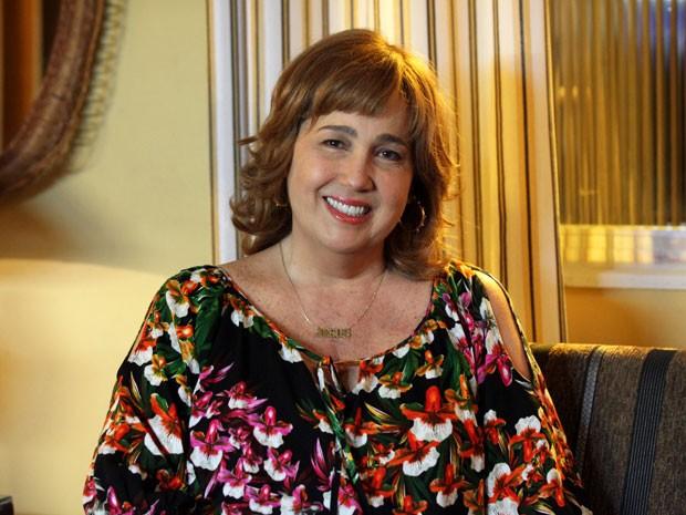 Personagem de Claudia Jimenez irá narrar a história de Sexo e as Negas (Foto: Camila Camacho / TV Globo)