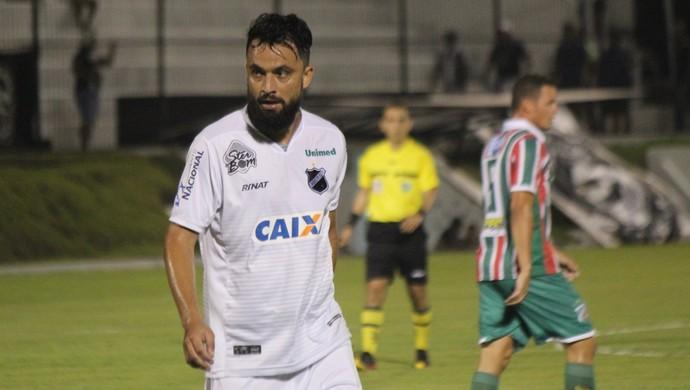 ABC x Baraúnas, no Estádio Frasqueirão - Nando (Foto: Augusto Gomes/GloboEsporte.com)