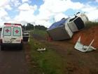 Três acidentes de trânsito são registrados na região de Sorocaba
