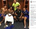 Adeus? Em tom de despedida, Diego Costa agradece jogadores do Chelsea