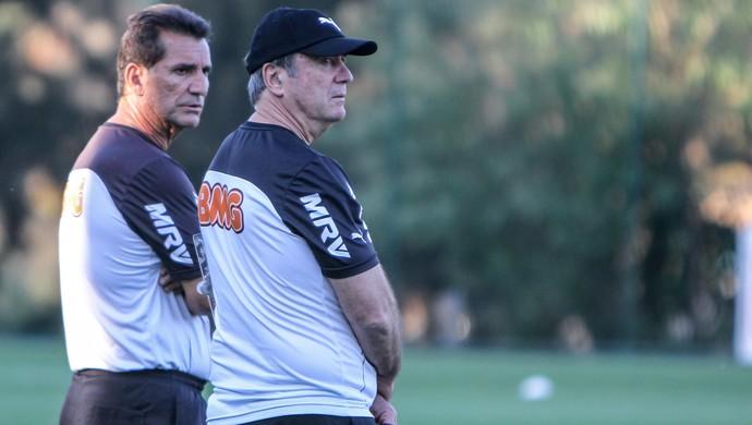 Levir Cupi, técnico do Atlético-MG (Foto: Bruno Cantini)