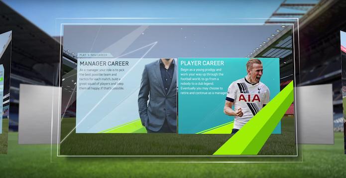 Fifa 16: vídeo detalha novidades do modo Carreira (Foto: Reprodução/EA Sports)