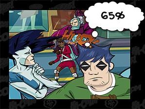 comic master interface