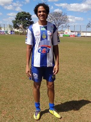 Atacante Ferreira do Tabajara (Foto: Wilson Barbosa)