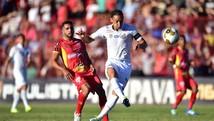 Santos e Audax empatam em 1 a 1 (Marcos Ribolli/Globoesporte.com)