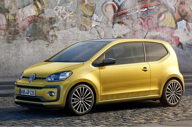 Volkswagen Up (Foto:  Divulgação)