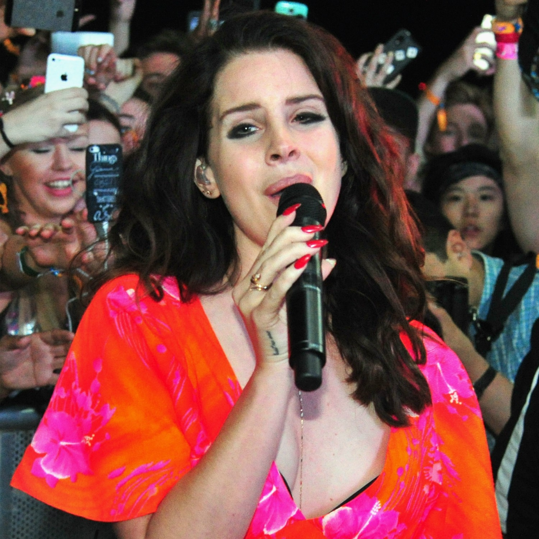 Elizabeth Woolridge Grant só conseguiu sucesso quando passou a se apresentar como Lana Del Rey. (Foto: Getty Images)