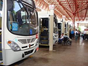 Linhas que fazem viagens intermunicipais terão horários extra (Foto: Ascom)