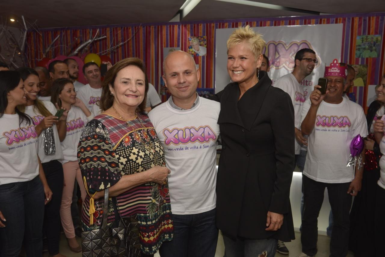 Xuxa (Foto: Fabio Cordeiro/Revista QUEM)