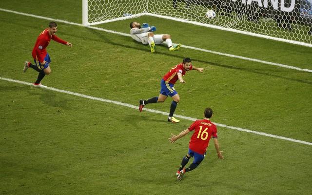 231266ee79 Espanha x Turquia - Eurocopa 2016 - globoesporte.com