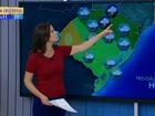Feriado de Páscoa terá chuva e vento na maior parte do Rio Grande do Sul
