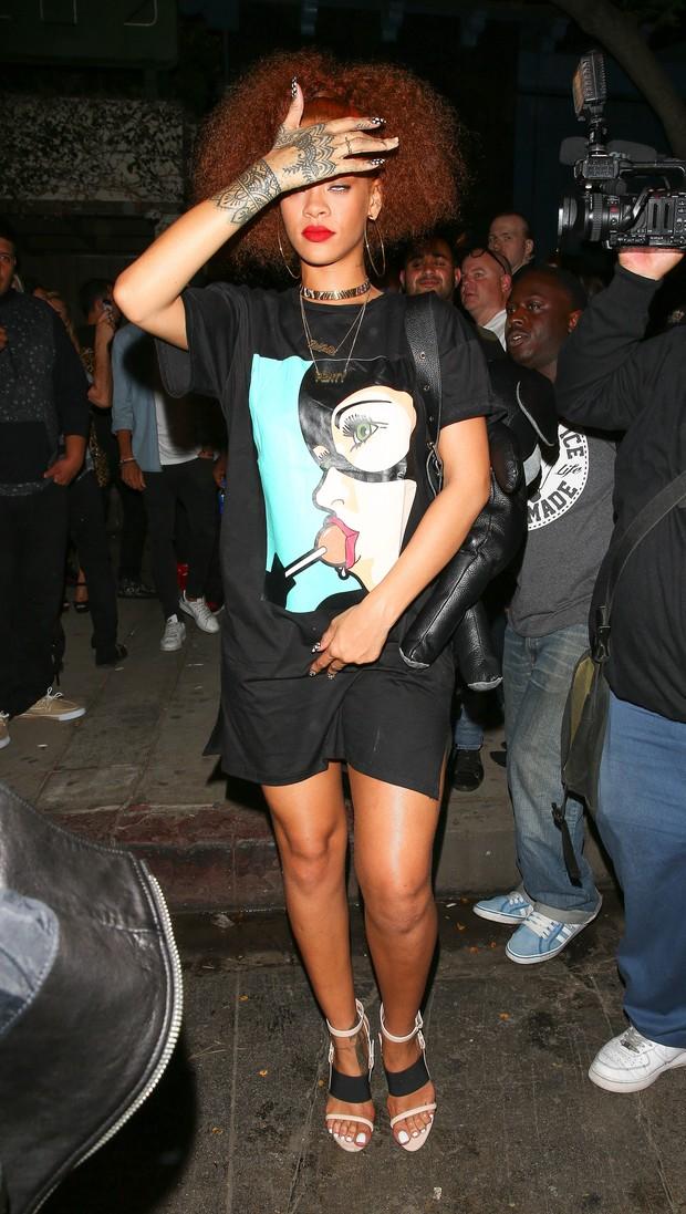 Rihanna (Foto: X17)