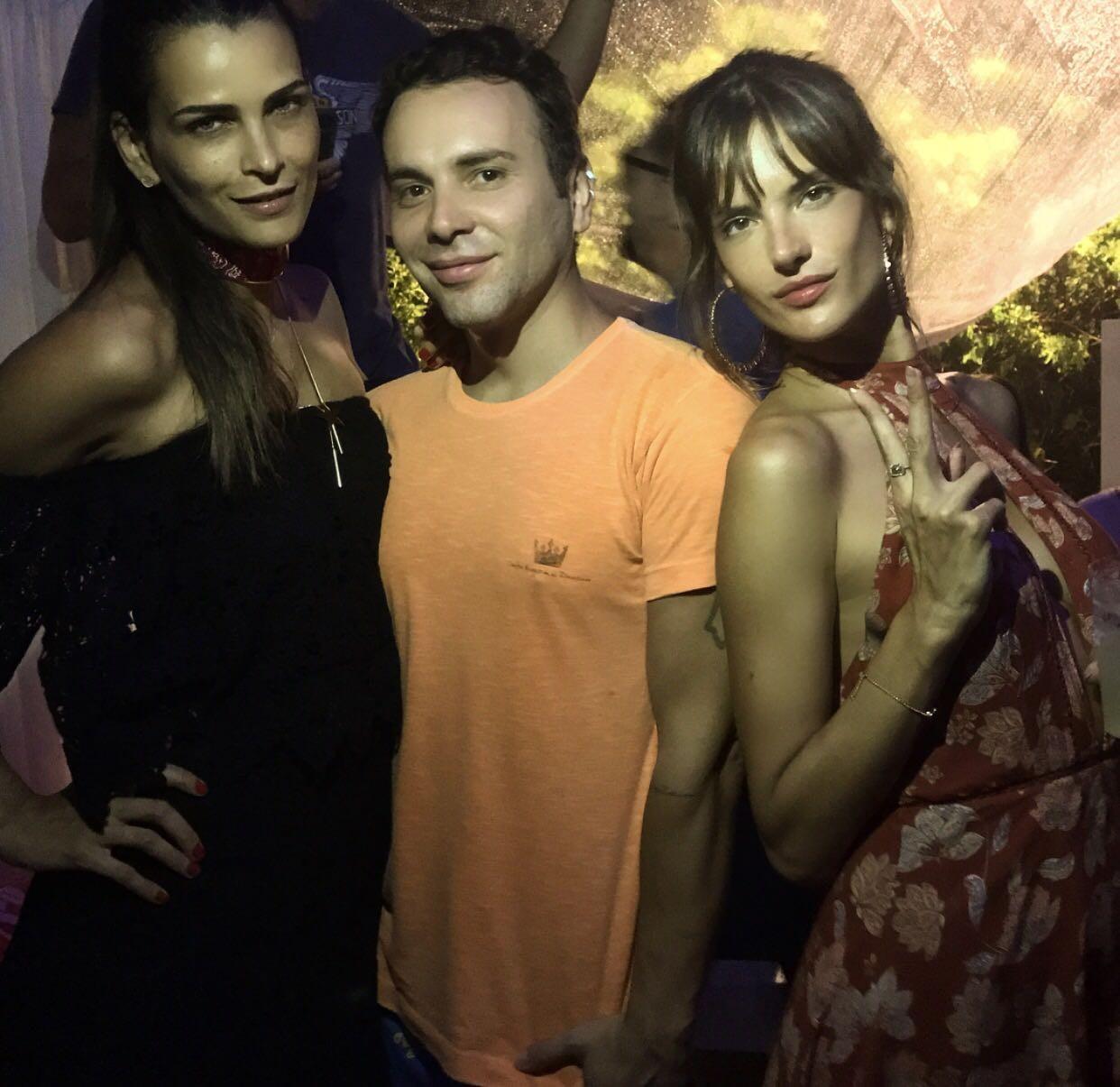 Fernanda, Mat e Alessandra (Foto: Divulgação)